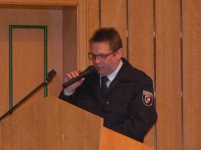Gemeindebrandinspektor Martin Fischer