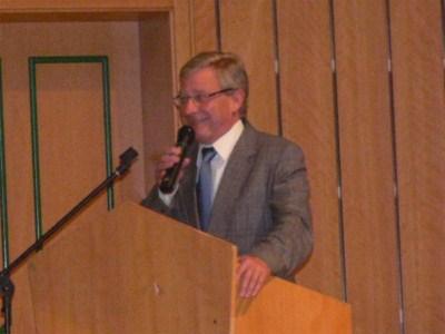 Bürgermeister Dieter Kolb