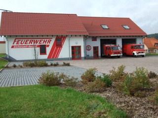 Feuerwehrhaus Kerzell