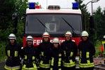 Feuerwehrleistungsübung 2012