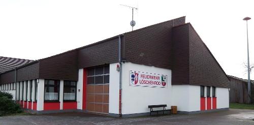 Feuerwehrhaus Löschenrod